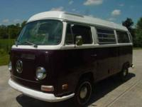 1971 Volkswagen Westfalia This import classic currently