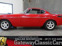 #8DFW Vehicle is located in the DFW Airport  1971 Volvo