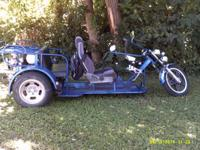 1971 VW Trike  for sell.  Antique tagged-