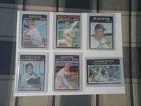 1970 baseball cards: *Pete Rose #100 *Reggie Jackson