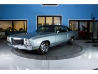 Year: 1971 Make: Chevrolet Model: Monte Carlo SS