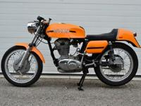 Ducati 450 Mk3 Desmo The most desiderable of the single