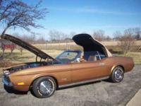 1971 Ford Mustang Convertible American Classic This