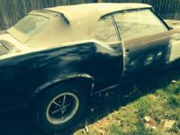 Very solid rust free Body 75 o/o Complete . New rear