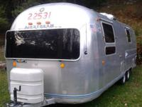 1972 Airstream Overlander in nice condition for sale.