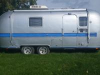 1972 AIRSTREAM SAFARI CUSTOM FOR SALE THIS TRAILER IS