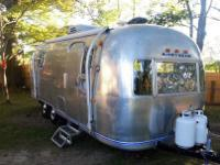 1972 Airstream Trade Wind Travel Trailer 25 FT.Vin #