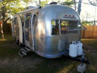 1972 Airstream Trade Wind Travel Trailer 25 FT .Vin#