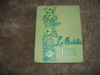 1972 Brawley High School Yearbook, In Very Good
