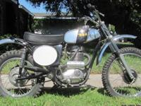 .........This is a factory original bike. Bike was last