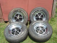 I Have a set of 1972 Buick Gs sport rims from My 1972