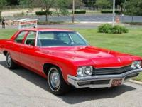 1972 Buick LeSabre. 4door. Has a Buick 350 V8 with 2bbl