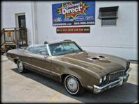 Purchase this awesome vintage 1972 Buick Skylark Custom