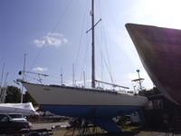 1972 C & C 39 Sailboat Beautifully maintained C & C 39