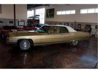 Classic 72 DeVille in original condition. Rare to find