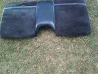 1972 back seat bottom . Good shape. Looks like it is