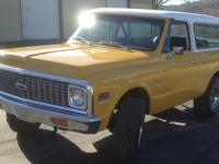 Chevy BlazerNewly complete restoration with brand new