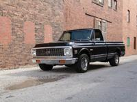 1972 Chevrolet C-10 Super Cheyenne-For a faster respond