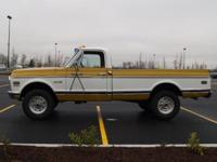 Year: 1972 Make: Chevrolet Model: C20 Type: Pickup