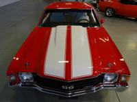 This Chevelle is equipped with a 502 CID Big Block V8