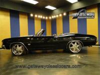 1972 Chevrolet Chevelle SS Clone for sale. This is one