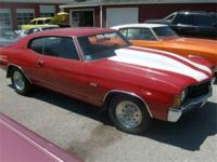 This is a Chevrolet, Chevelle for sale by Beebe's