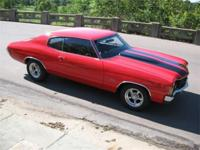 This is a Chevrolet, Chevelle for sale by Blad Boys