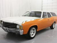 NO RESERVE!!!!! This car is a nice 1972 Chevy Chevelle
