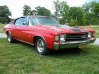 1972 Chevrolet Chevelle SS (Malibu): fresh build 489ci