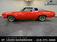 1972 Chevelle Malibu cloned to a Chevelle SS for sale
