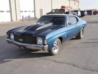 1972 Chevrolet Chevelle SS Clone, 502V8 - 502 Hp, Demon