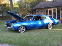 1972 Chevrolet Chevelle SS Clone with 454 and Turbo 400