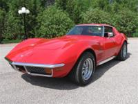 1972 Chevy Corvette fitted with a great running Tune
