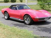Make: Chevrolet Model: Corvette
