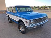 Super Nice! Very Rare Two Tone Blue and White 1972