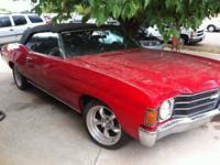 1972 Chevrolet Malibu Chevelle American Classic Selling