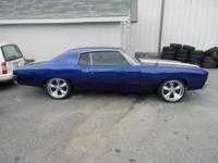 1972 Chevrolet Monte Carlo This 1972 Chevrolet Monte