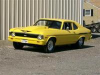 This 1972 Nova Pro Street Yenko Clone was recently