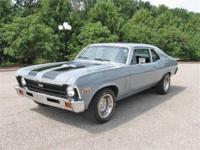 This 1972 Chevy Nova with SS Trim is a great classic