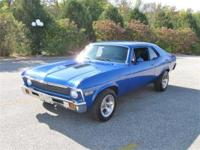 This great looking 1972 Chevy Nova is as nice