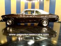 1972 Chevrolet Nova that is very solid and is a South