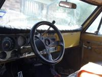 72 Chevy long bed, 350 auto, power brakes, sliding rear