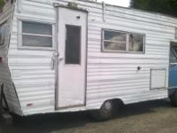 Runs/drives, clean title, good condition, gas & propane
