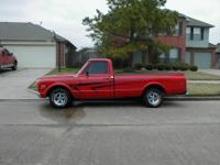 I have an absolutely gorgeous 72 Chevrolet C10 Cheyenne