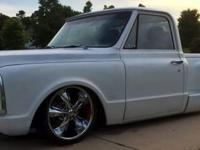 1972 Chevy C10 for sale (NC) - $16,500. This truck is