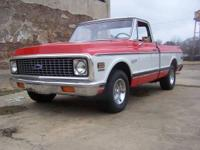1972 Chevy Cheyenne for sale (AR) - $75,000. '72 Chevy