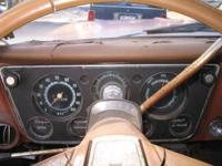 1972 Chevy dashboard/ gauge residence for sale.