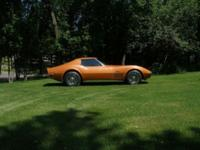 1972 Chevy Corvette for sale (MN) - $57,000 '72 Chevy