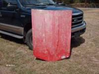 used original 1972 Corvette hood. good shape needs