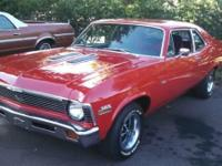 1972 Chevy Nova for sale (FL) - $18,900. '72 Nova SS